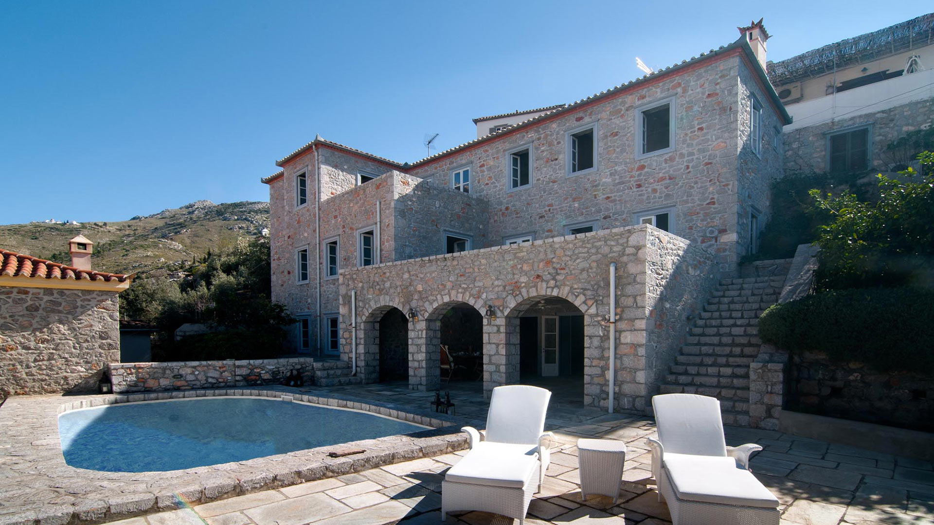 Villa Villa Chora, Location à Péloponnèse