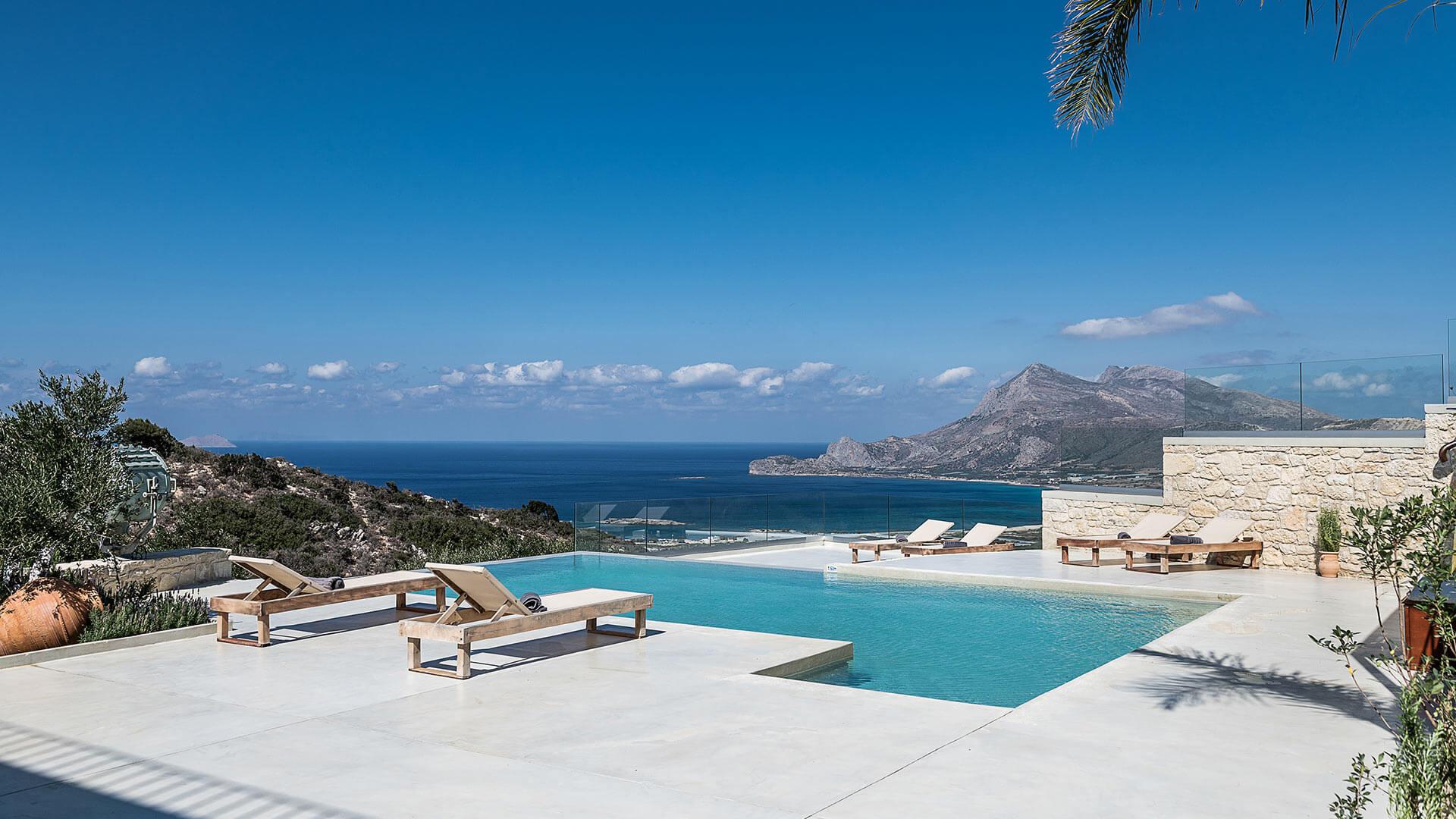 Villa Villa Falasarna, Location à Crete