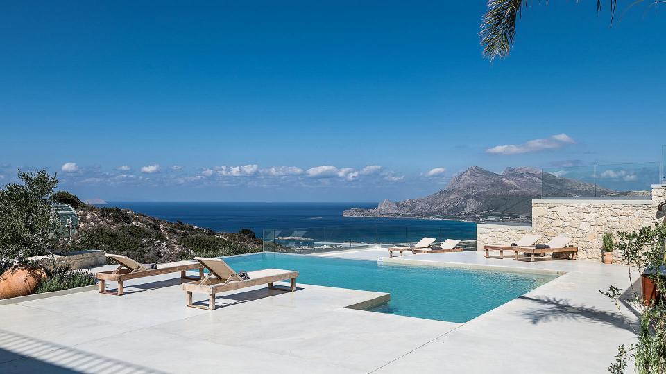 Villa Villa Falasarna, Rental in Crete