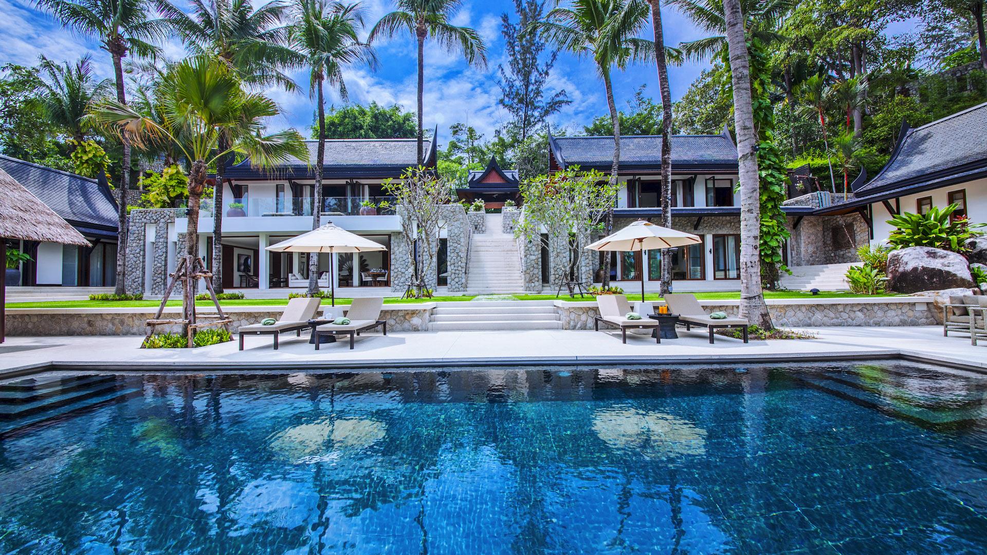 Villa Villa Laemson, Location à Phuket
