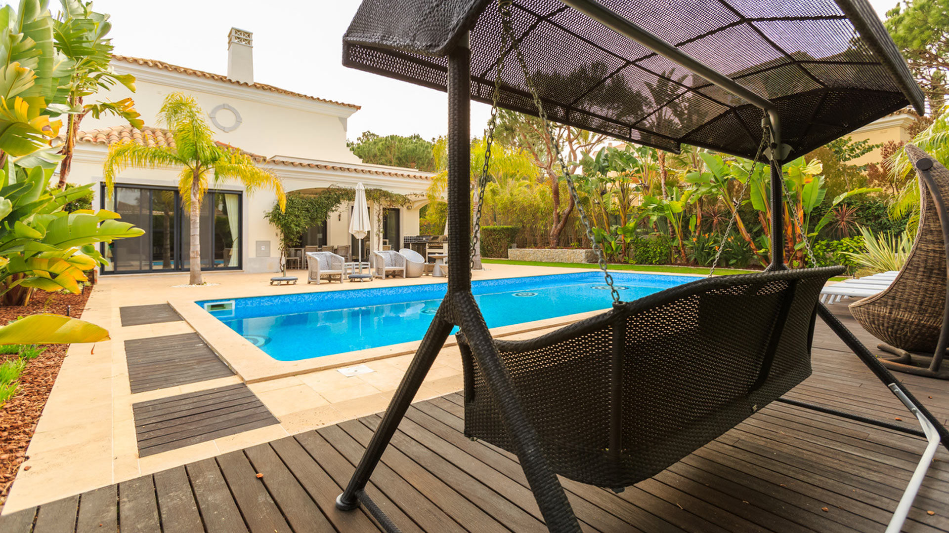 Villa Villa Blue Swirl, Rental in Algarve