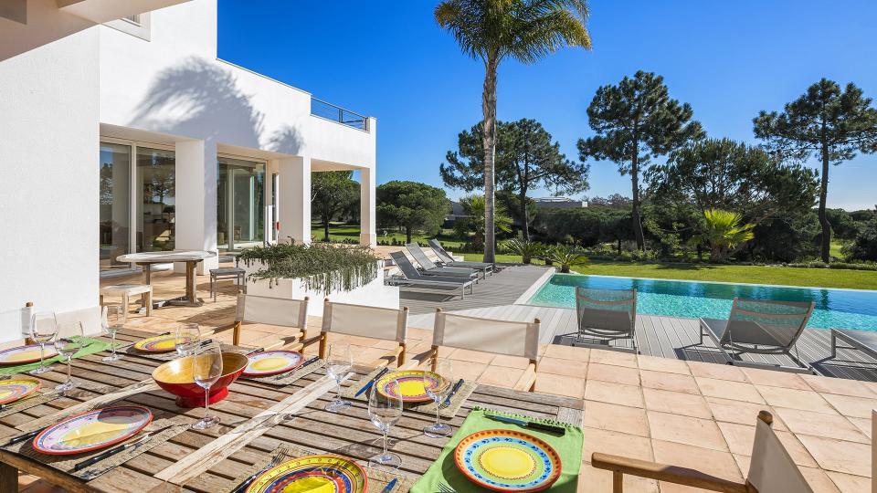 Villa Villa Sweet light,