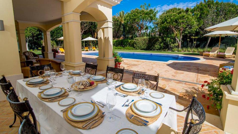 Villa Villa Gloriosa, Location à Algarve