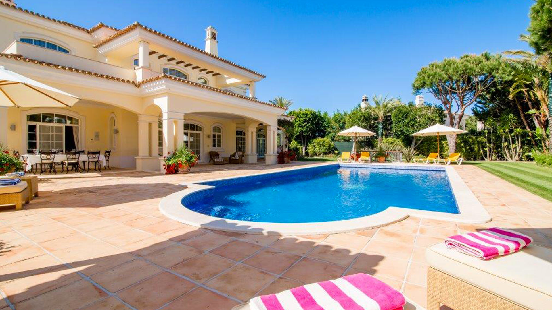Villa Villa Gloriosa, Rental in Algarve