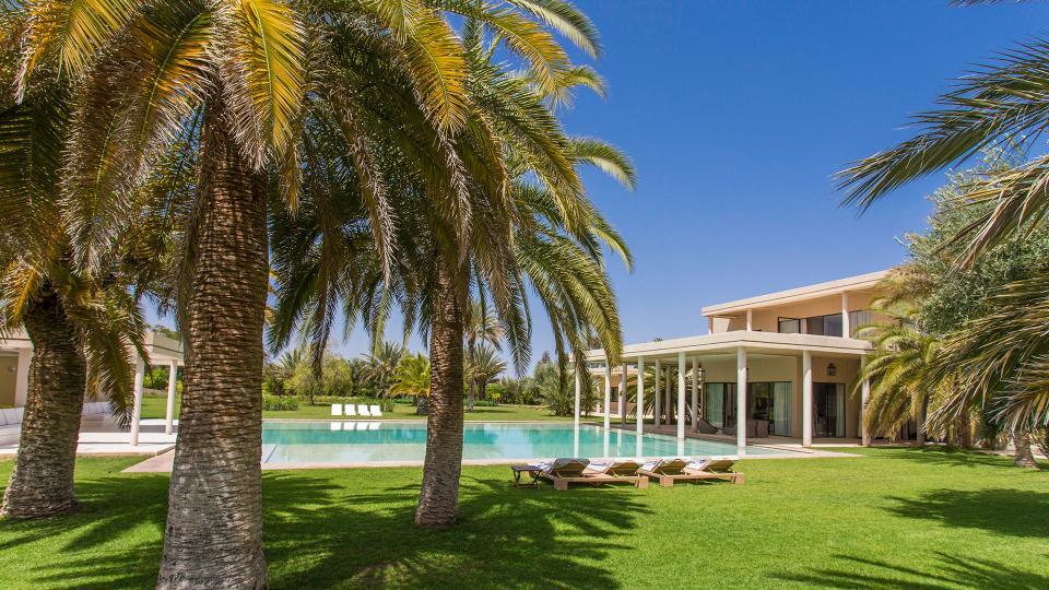 Villa Villa de l'Oued Oublié, Location à Marrakech