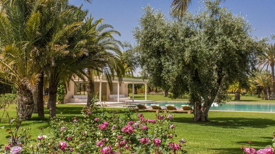 Villa Villa de l'Oued Oublié, Rental in Marrakech