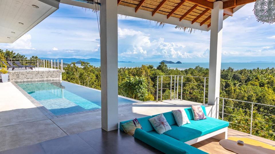 Villa Villa Nuances de Bleu, Location à Koh Phangan