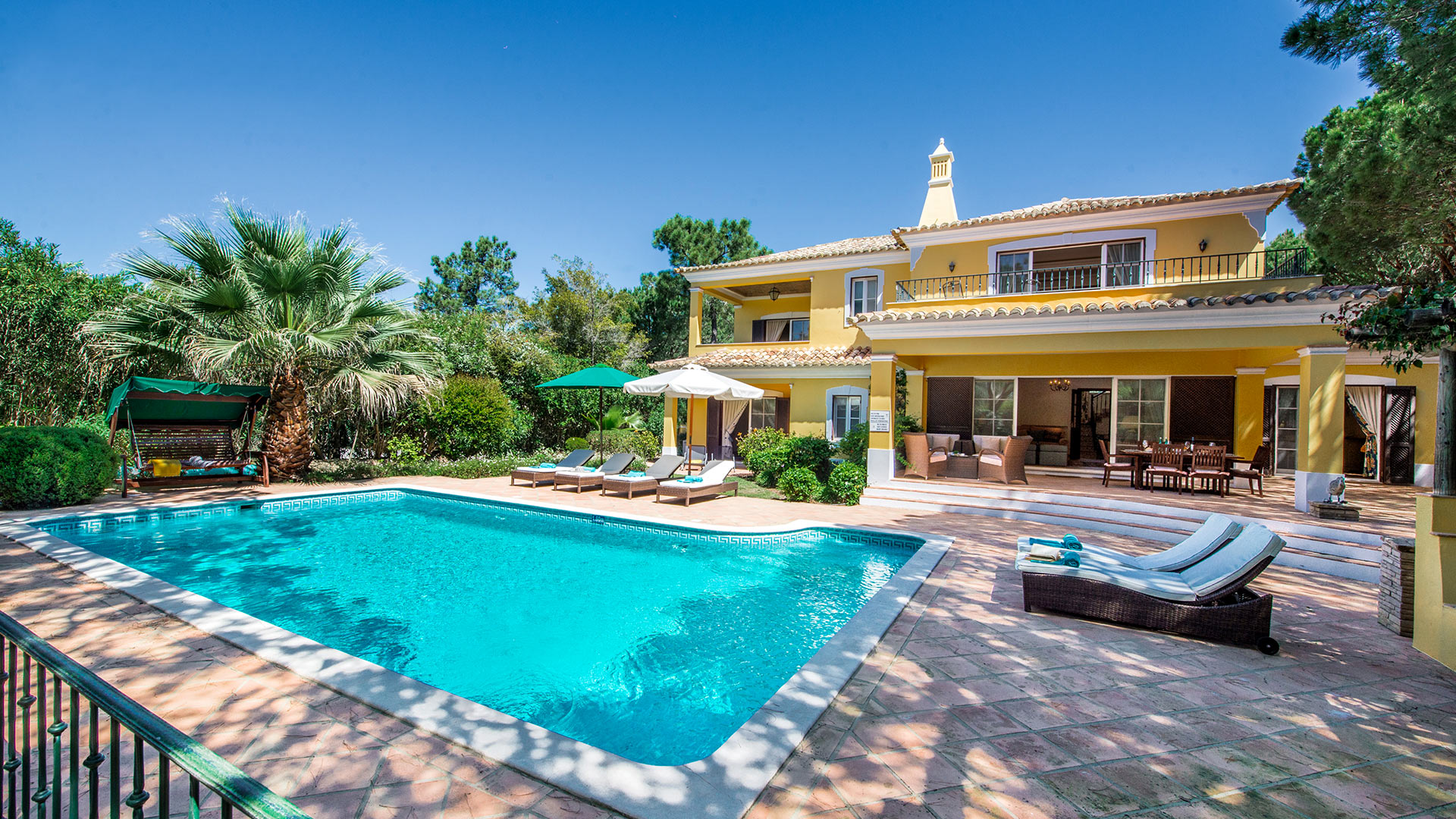 Villa Villa Piaz, Location à Algarve