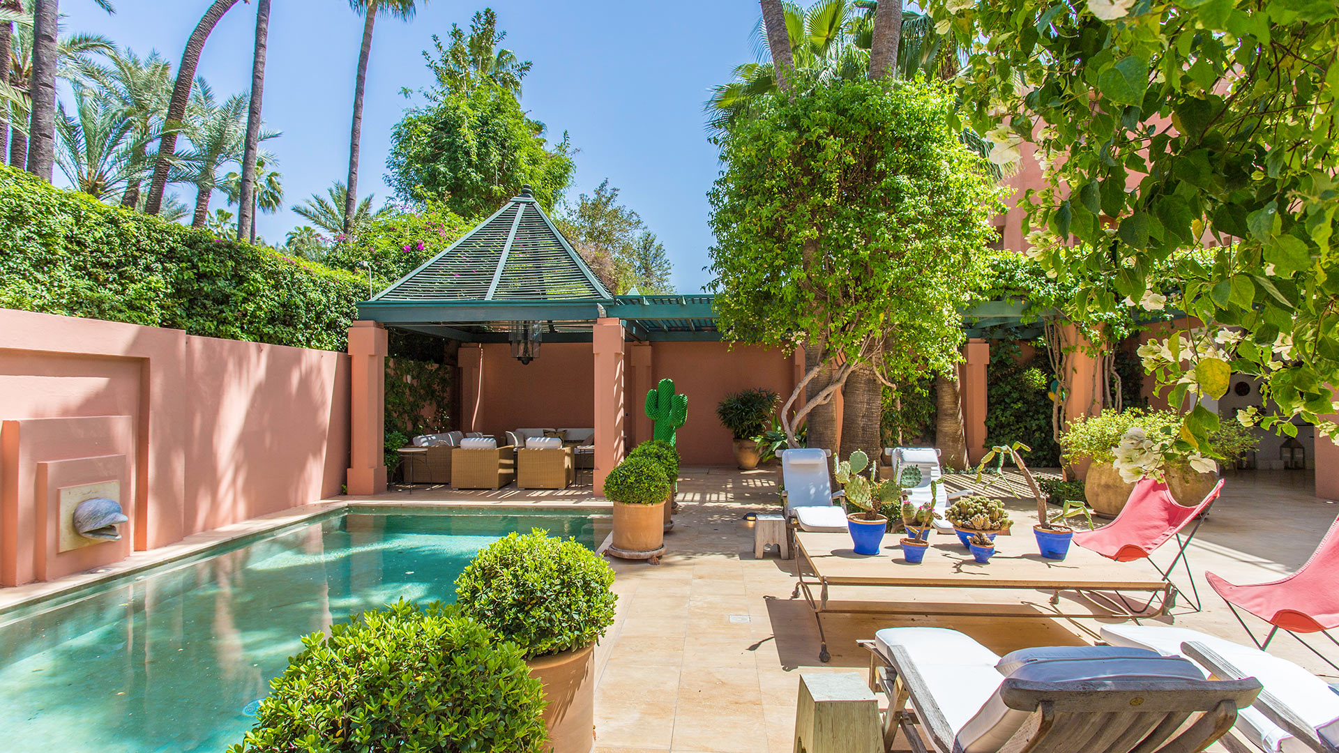Villa Villa Excelsior, Rental in Marrakech