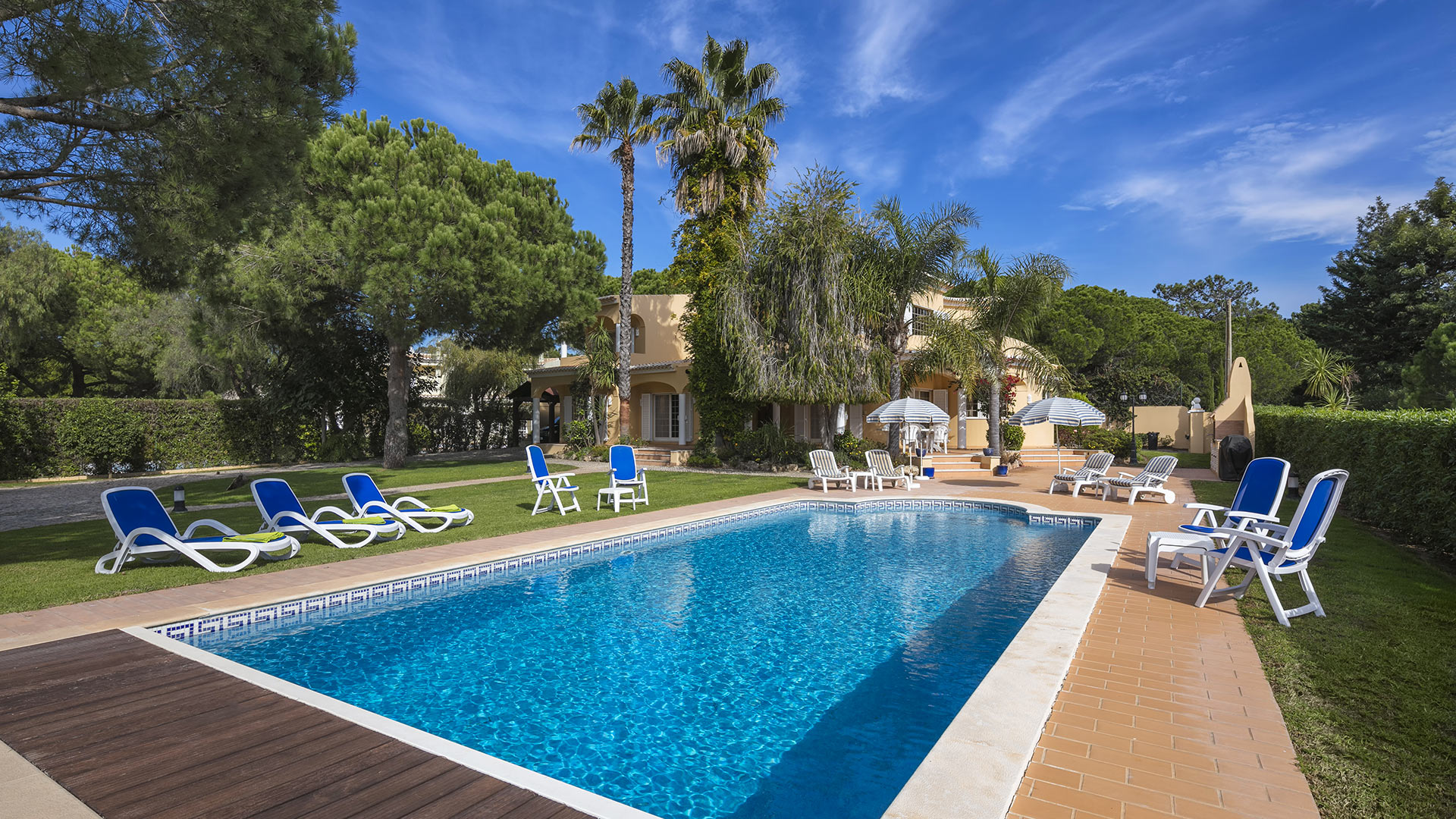 Villa Villa Mooria, Location à Algarve