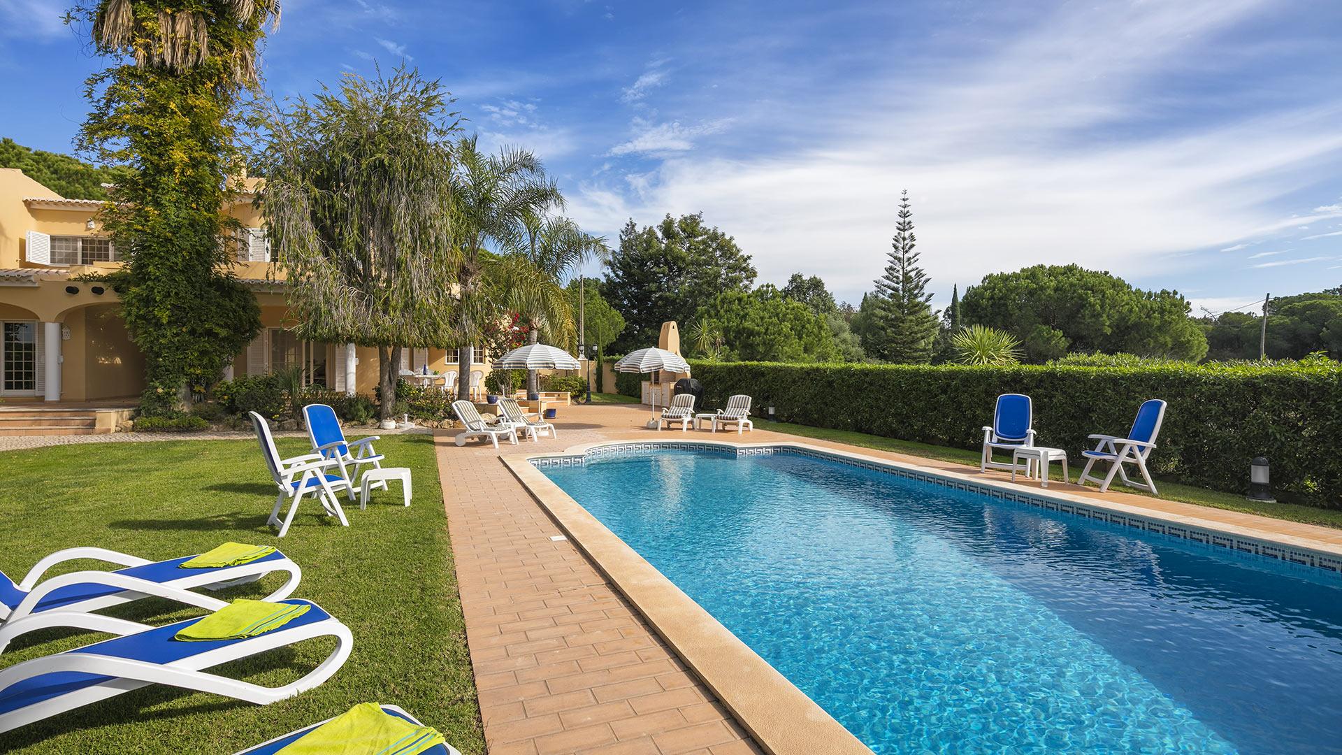 Villa Villa Mooria, Rental in Algarve