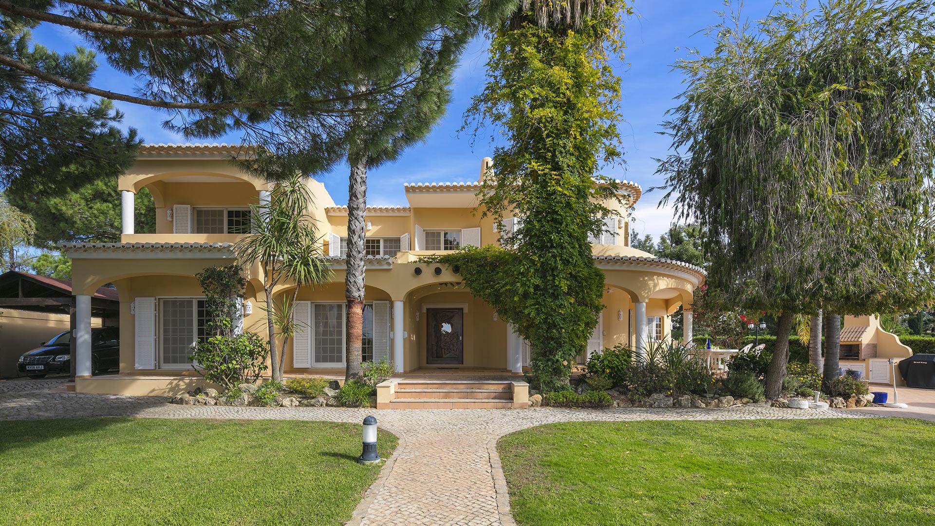 villa mooria villa mieten in algarve almancil villanovo. Black Bedroom Furniture Sets. Home Design Ideas