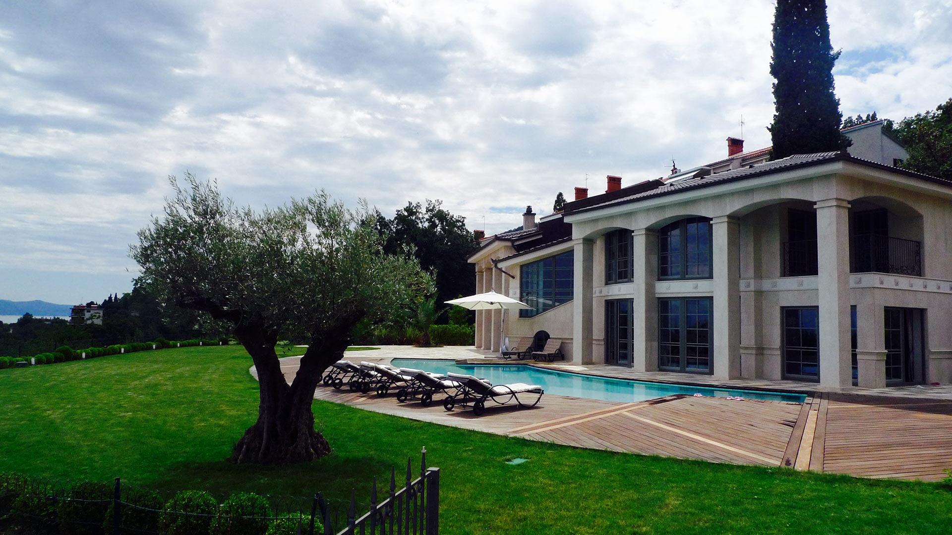Villa Glam Villa mieten in Istrien Lovran
