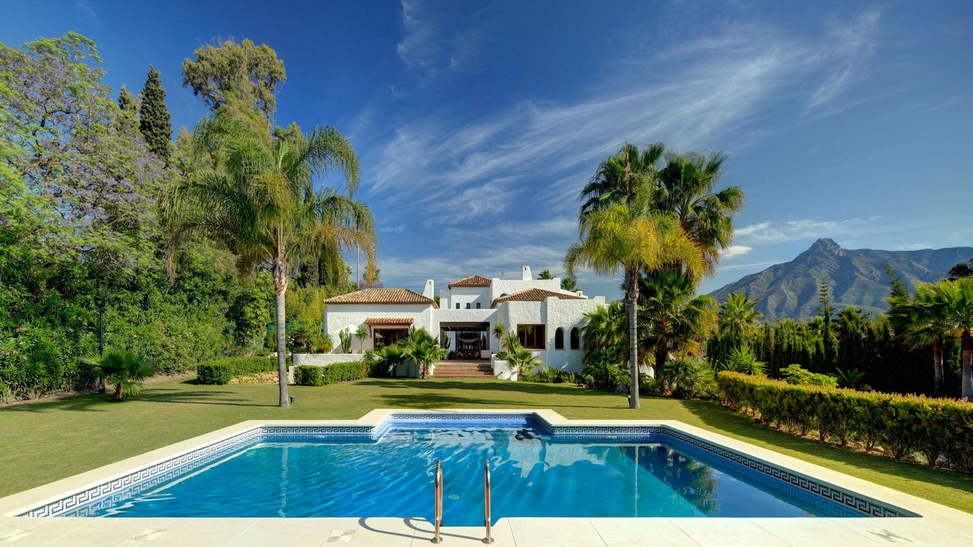 Villa Villa Rio Verde, Location à Andalousie