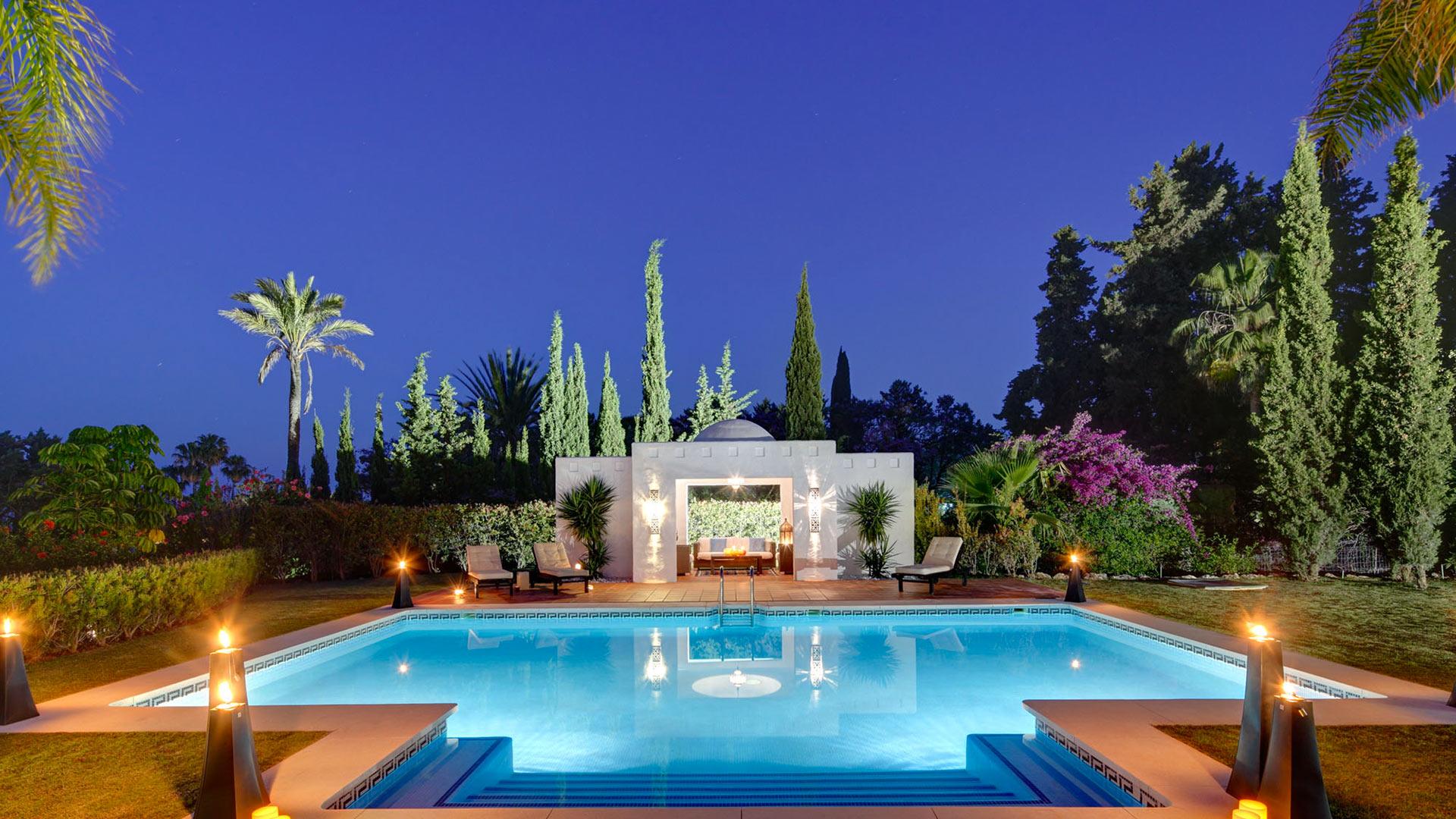 Villa Villa Rio Verde, Rental in Andalusia
