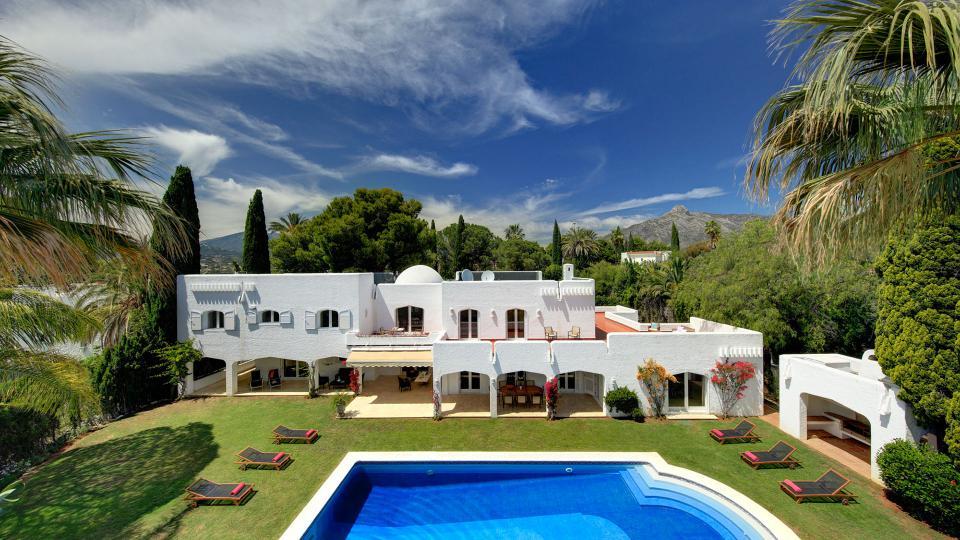 Villa Villa Bara, Rental in Andalusia