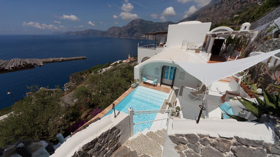 Villa Villa Constantine, Rental in Amalfi Coast