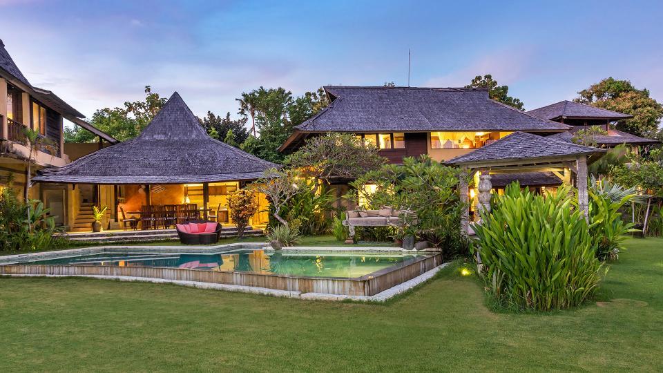 Villa Villa Bunga Desa, Location à Bali