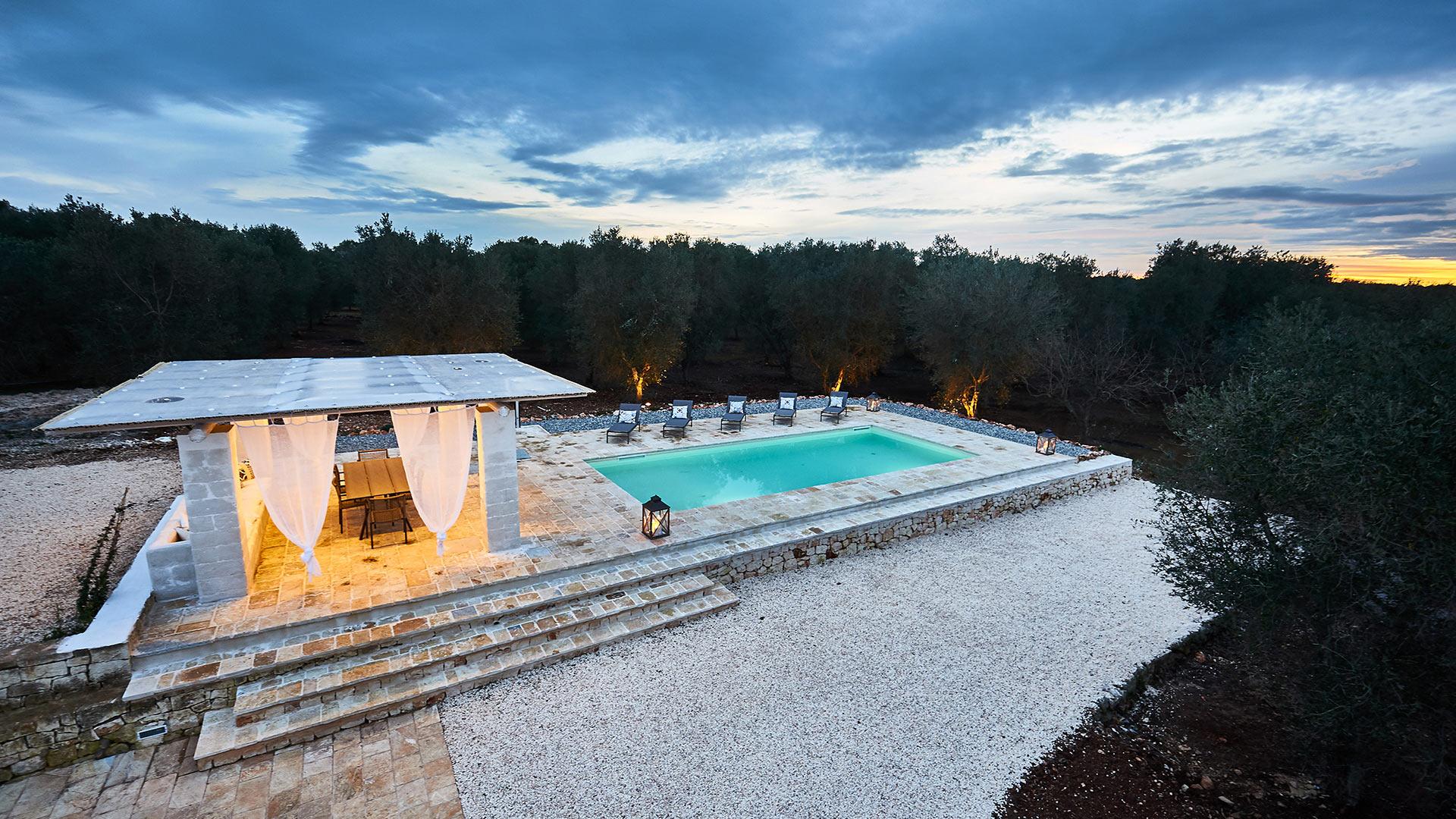 Villa Villa Salenta, Location à Pouilles