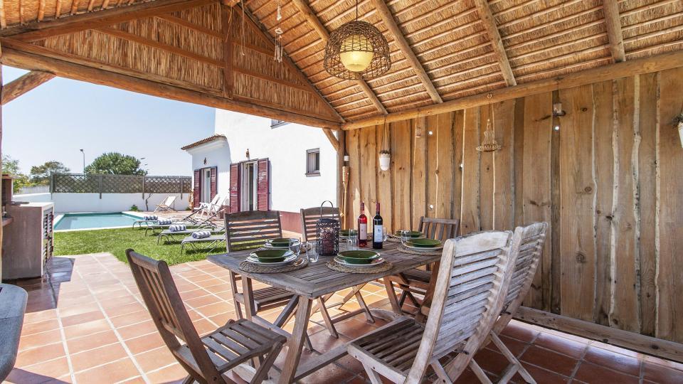Villa Villa Dua Compa, Location à Comporta