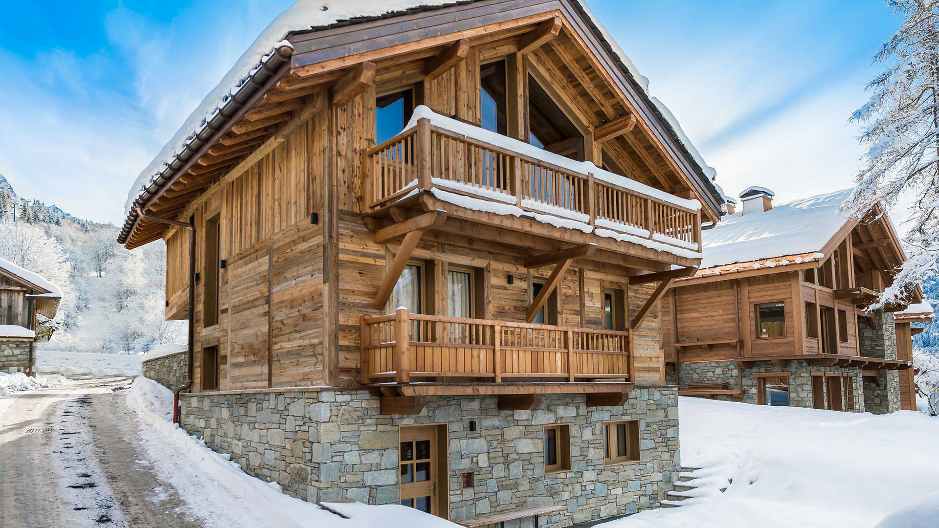 Villa Chalet Fontbel, Location à Alpes du Nord