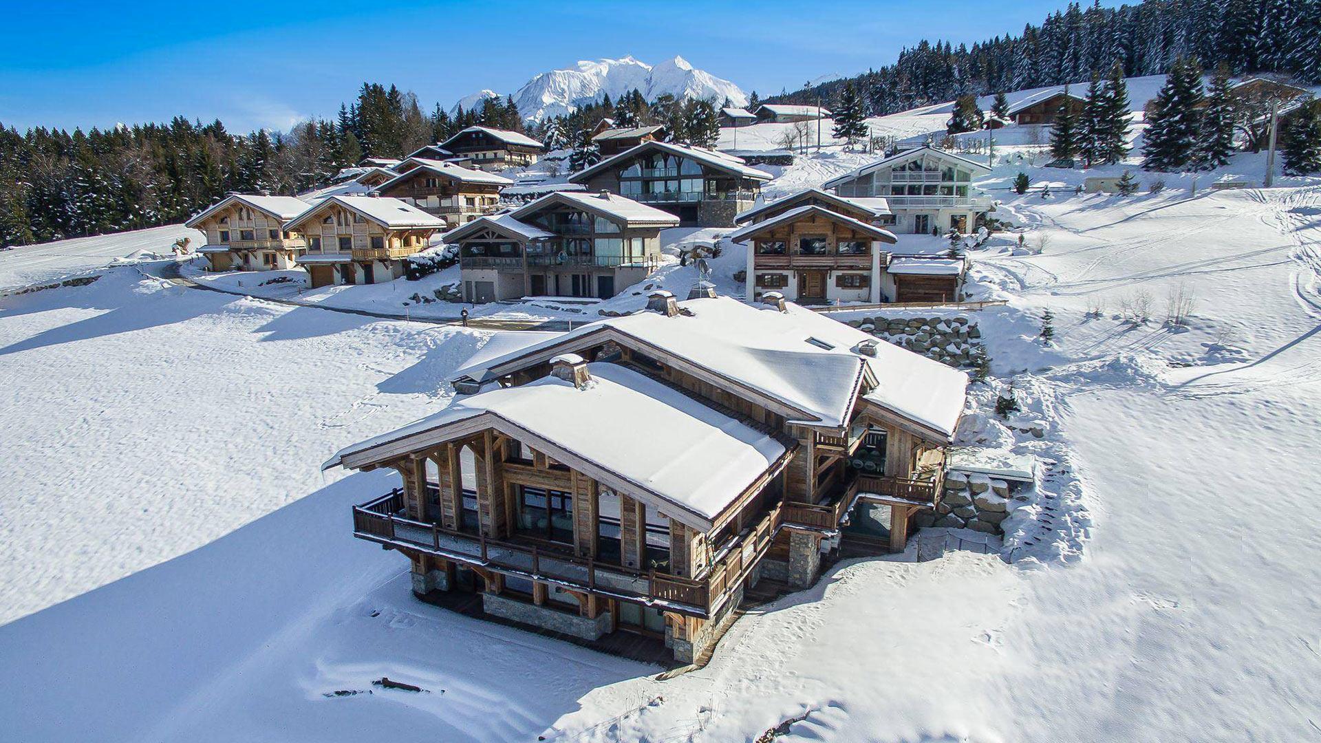 Villa Chalet Aria, Location à Alpes du Nord