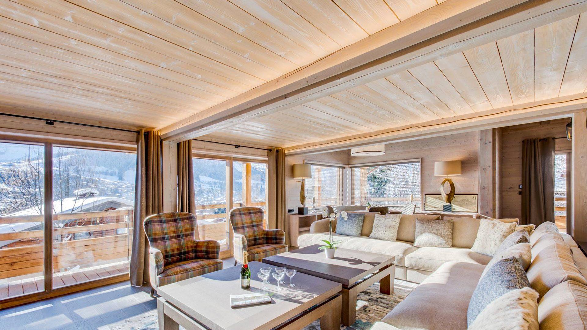 Villa Chalet Thana, Location à Alpes du Nord
