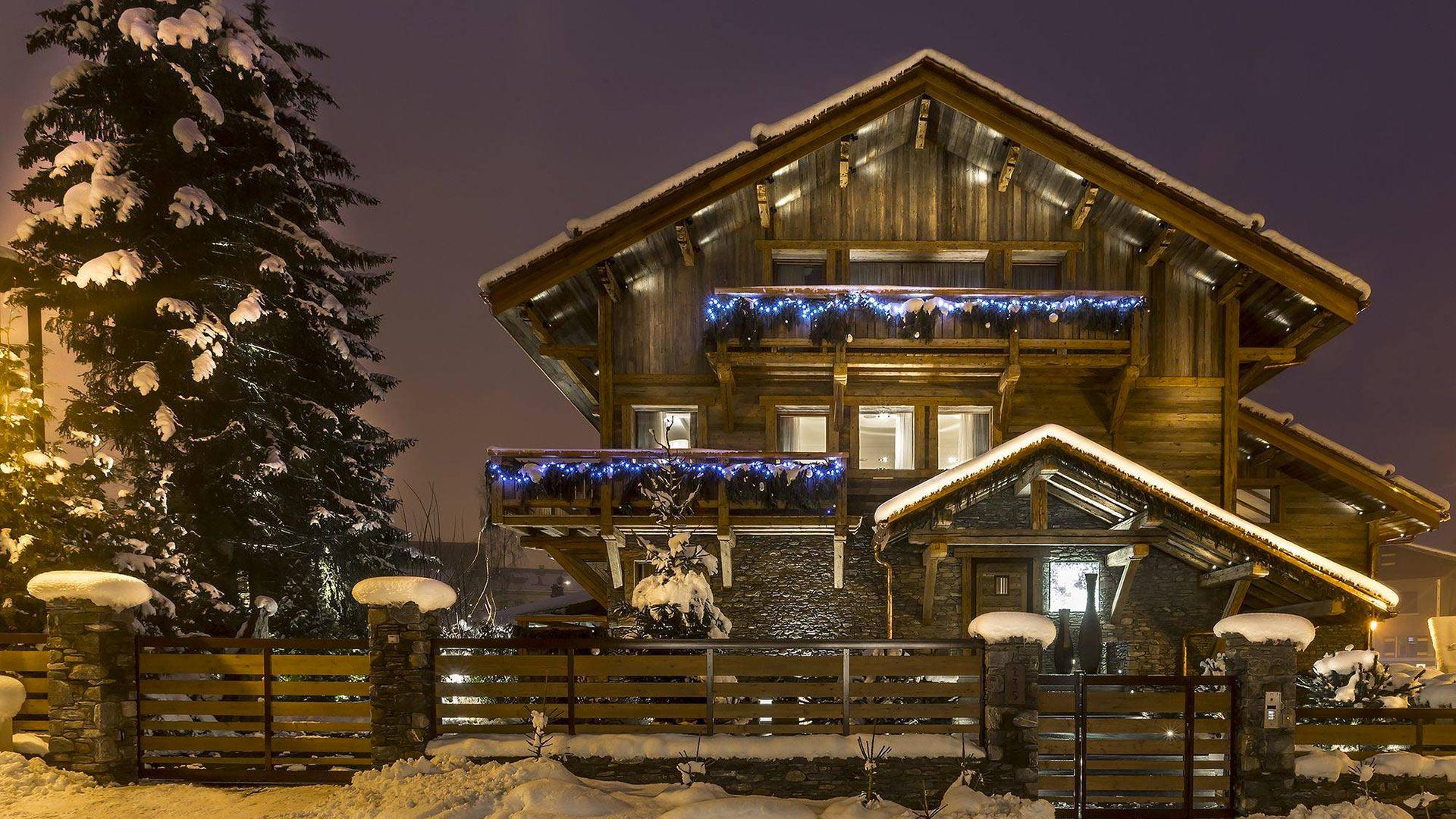 Villa Chalet Roche Noire, Location à Alpes du Nord
