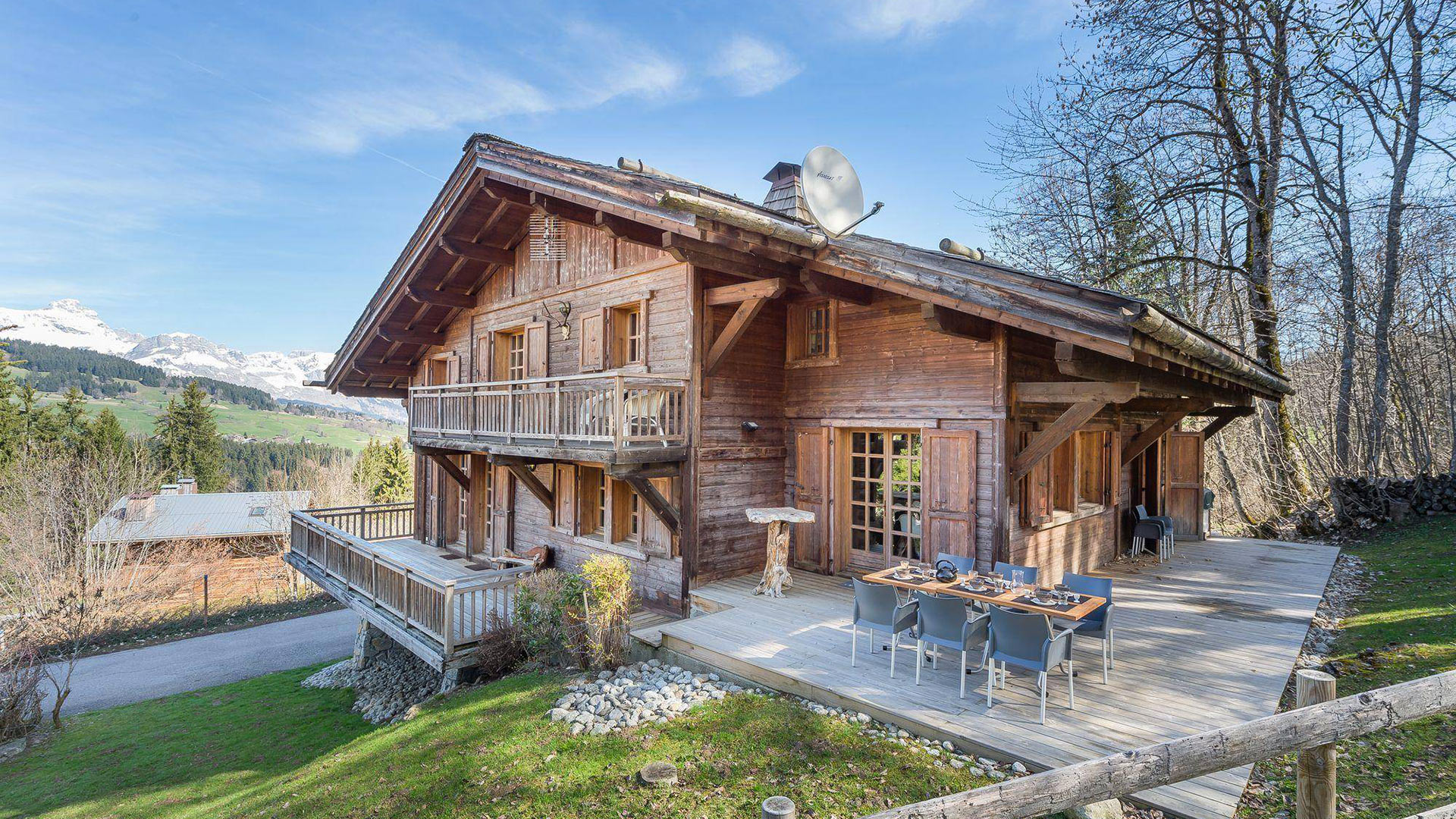 Villa Chalet Eva, Location à Alpes du Nord