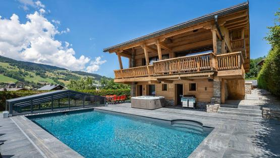 Villa Chalet Lamarte, Rental in Northern Alps