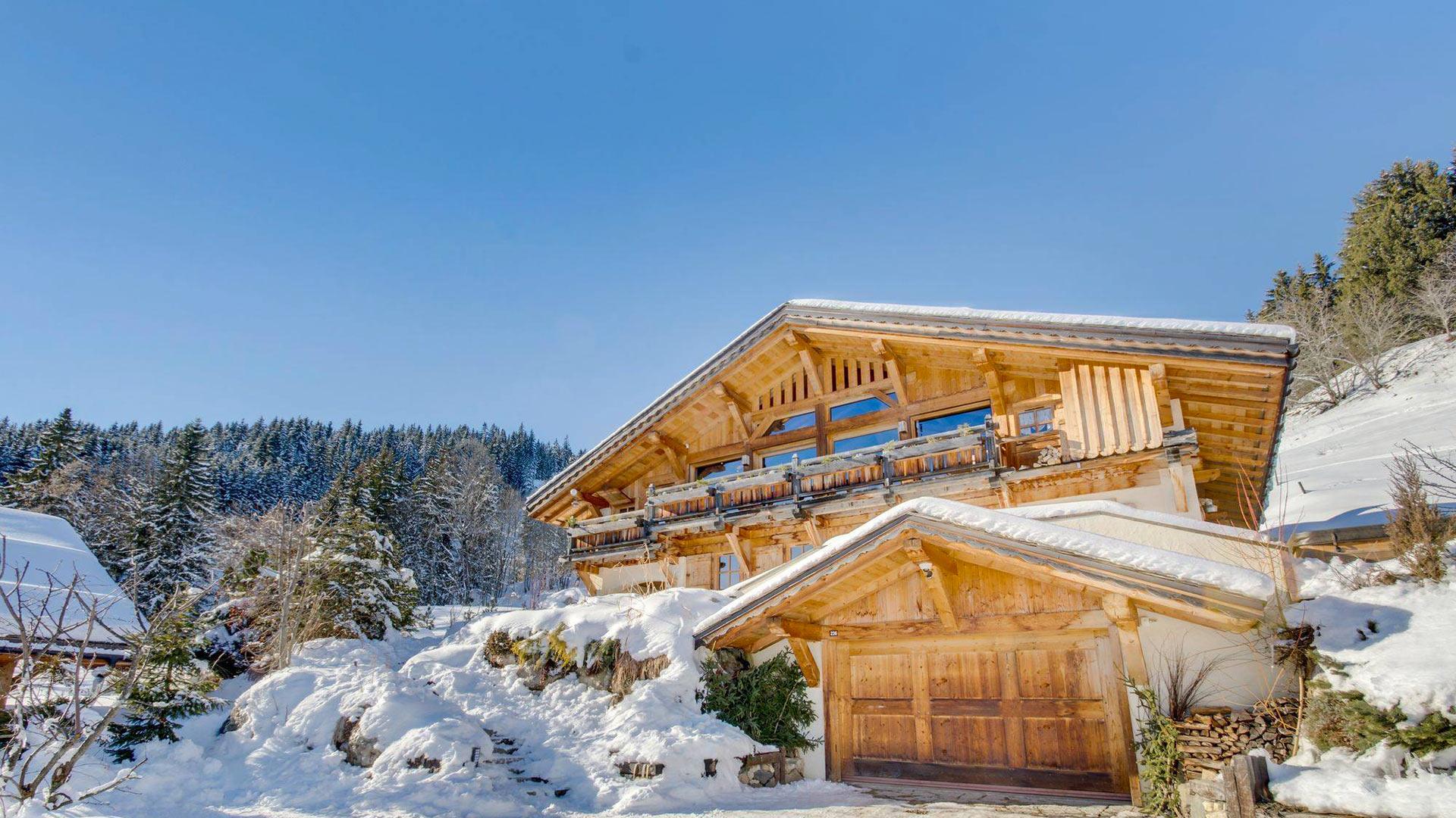 Villa Chalet Black Eagle, Location à Alpes du Nord