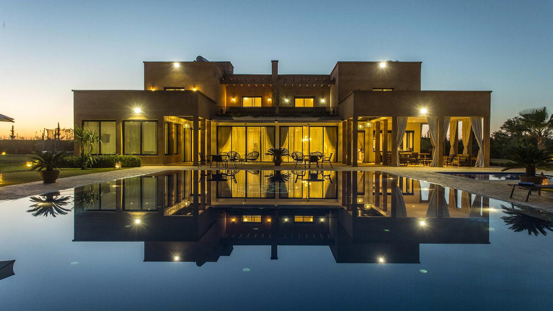 Villa Villa Voss, Location à Marrakech