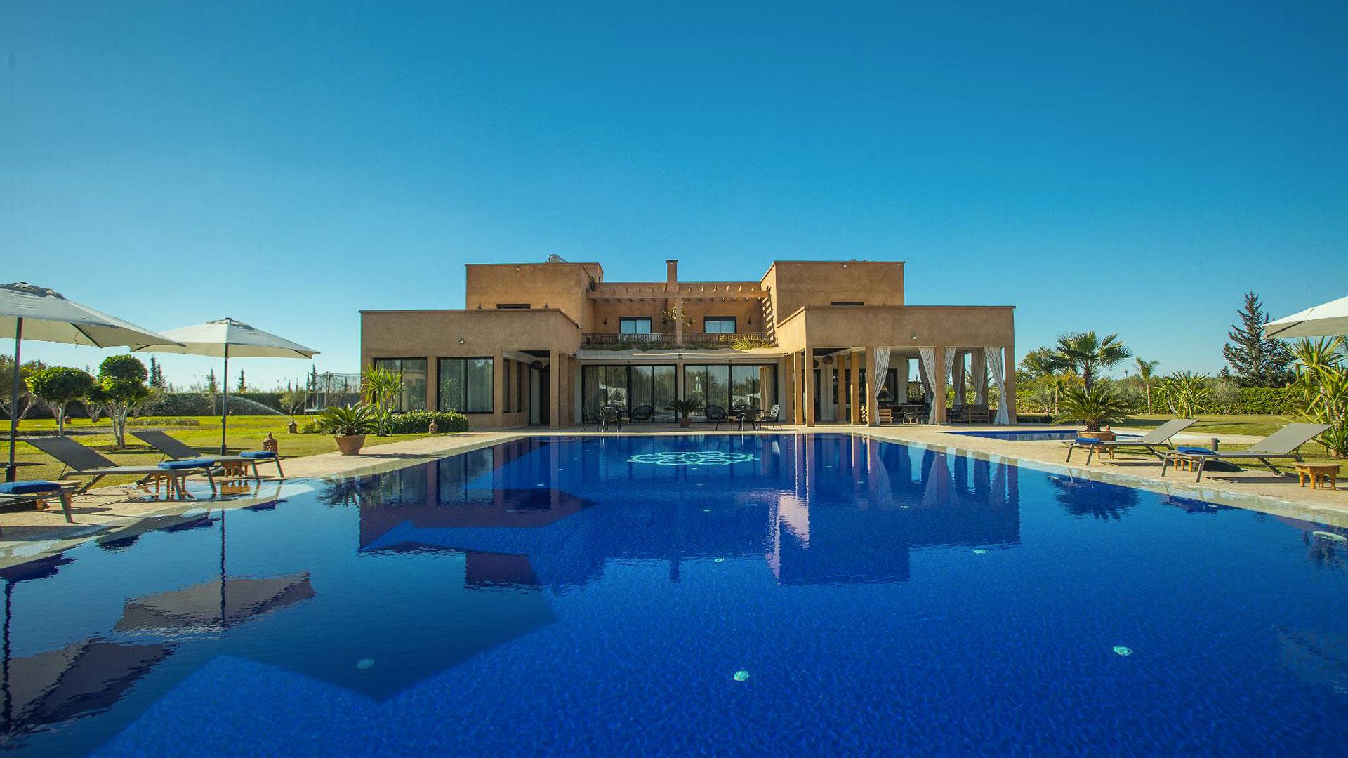 Villa Villa Voss, Rental in Marrakech