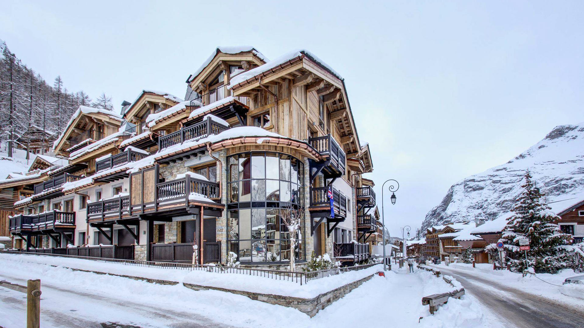 Villa Appartement Castor Blanc, Rental in Northern Alps