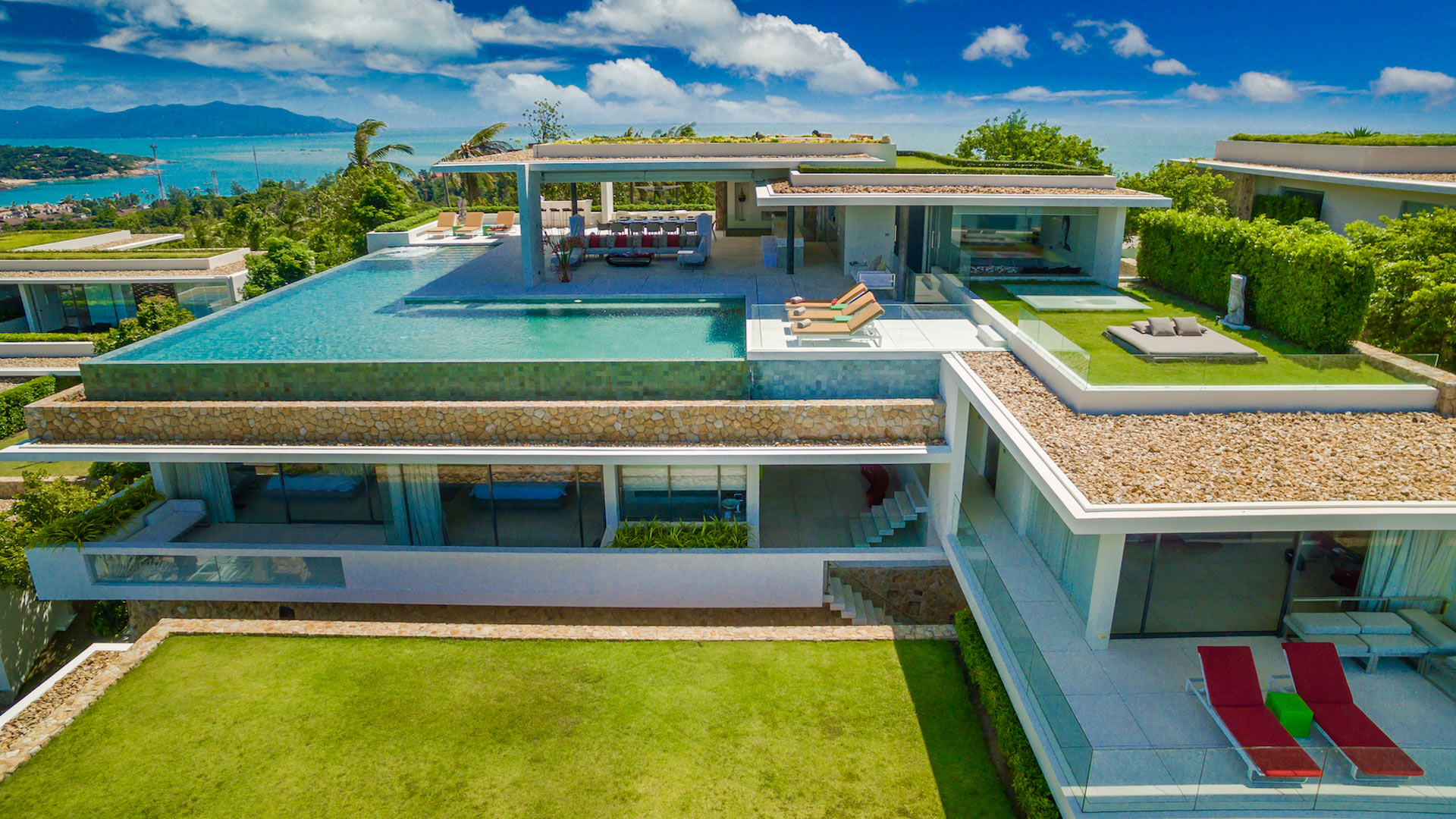 Villa Villa Anavalia, Location à Koh Samui