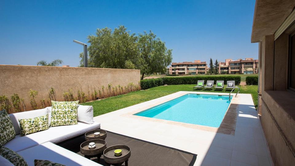 Villa Villa Manouria, Location à Marrakech