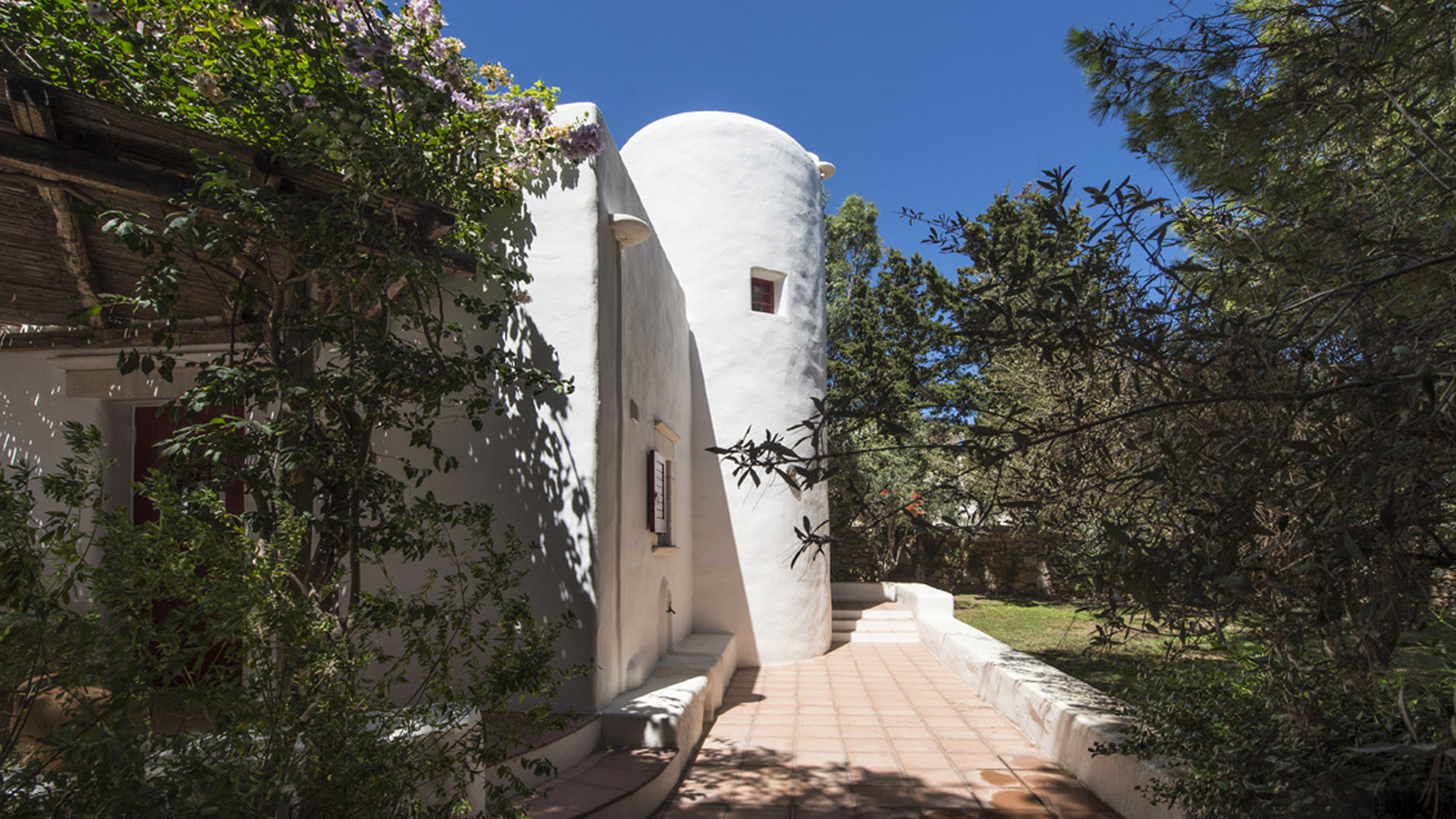 Villa Villa Dryos II, Location à Cyclades - Autres îles