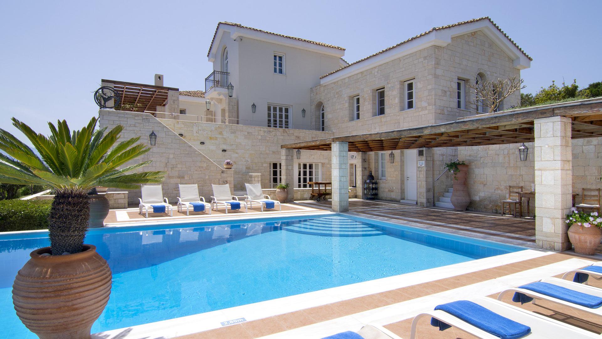Villa Villa Louna, Location à Crete