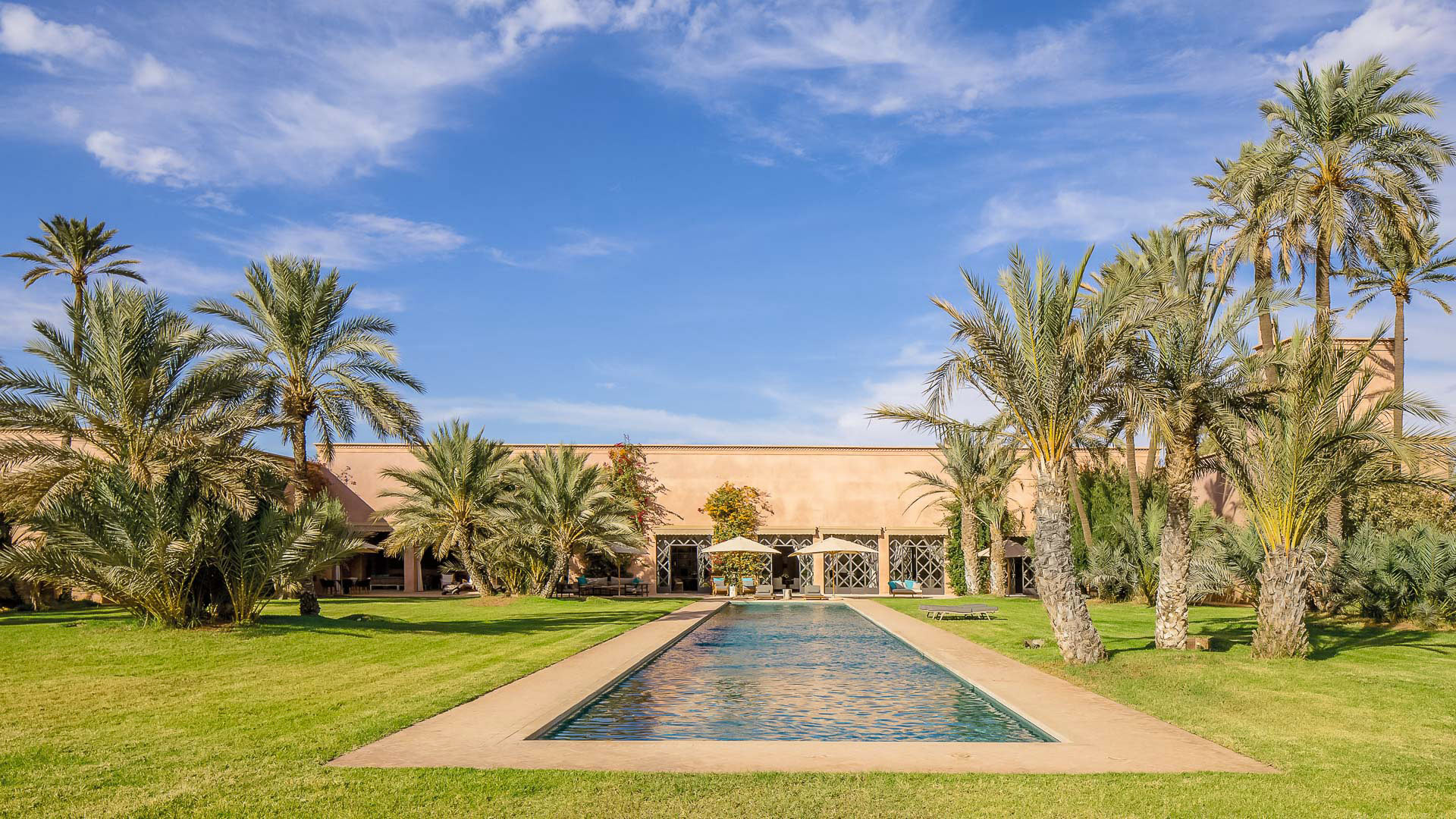 Villa Villa Otium, Rental in Marrakech