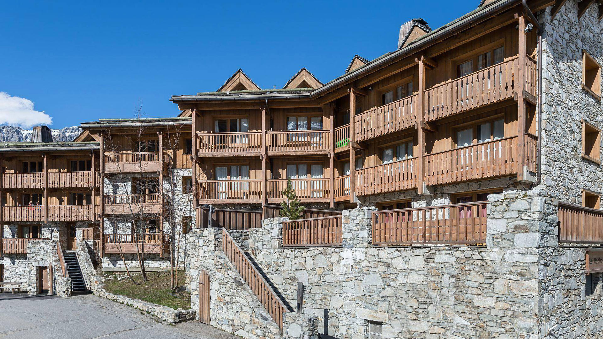 Villa Appartement Le Montagnard, Rental in Northern Alps