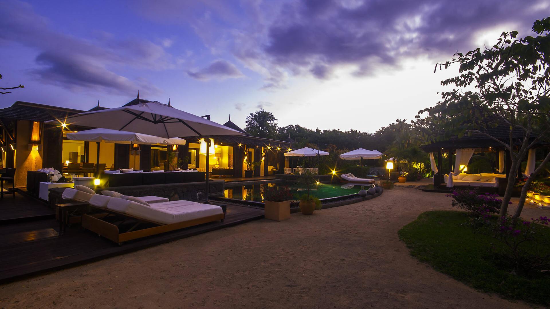 Villa Villa Tamalia, Location à Île Maurice Ouest