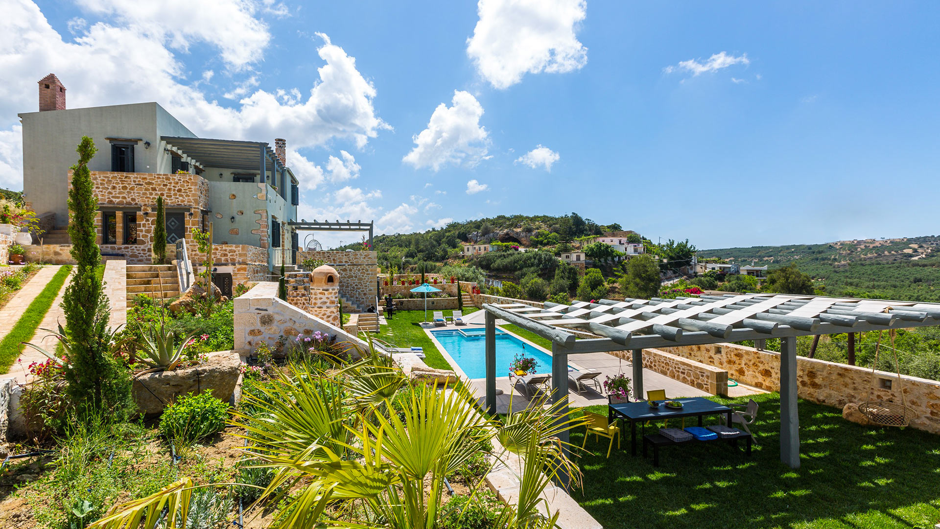 Villa Villa Erondas I, Location à Crete