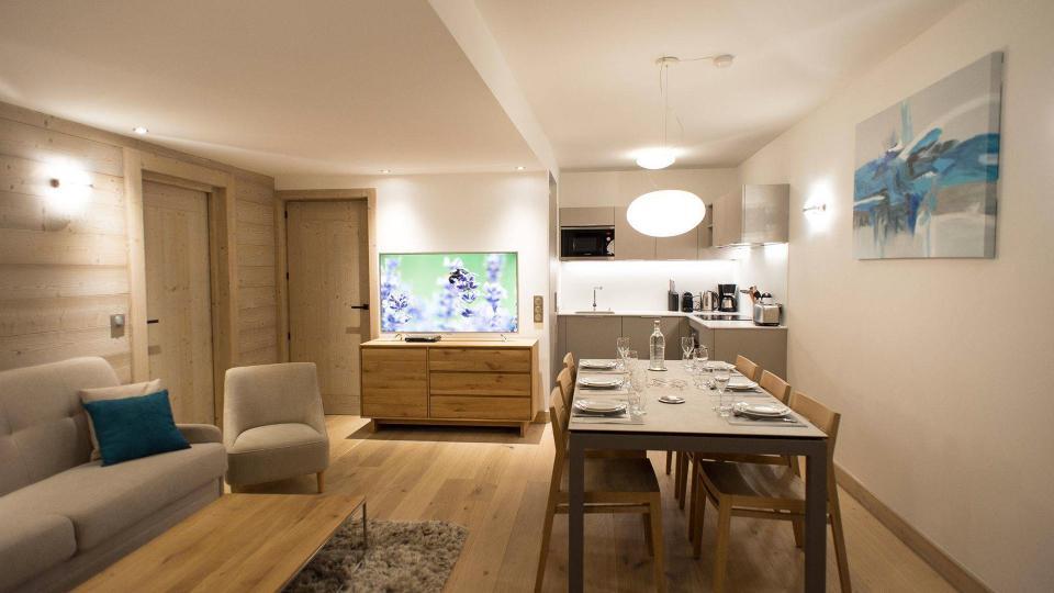 Villa Appartement Sutalia, Location à Alpes du Nord