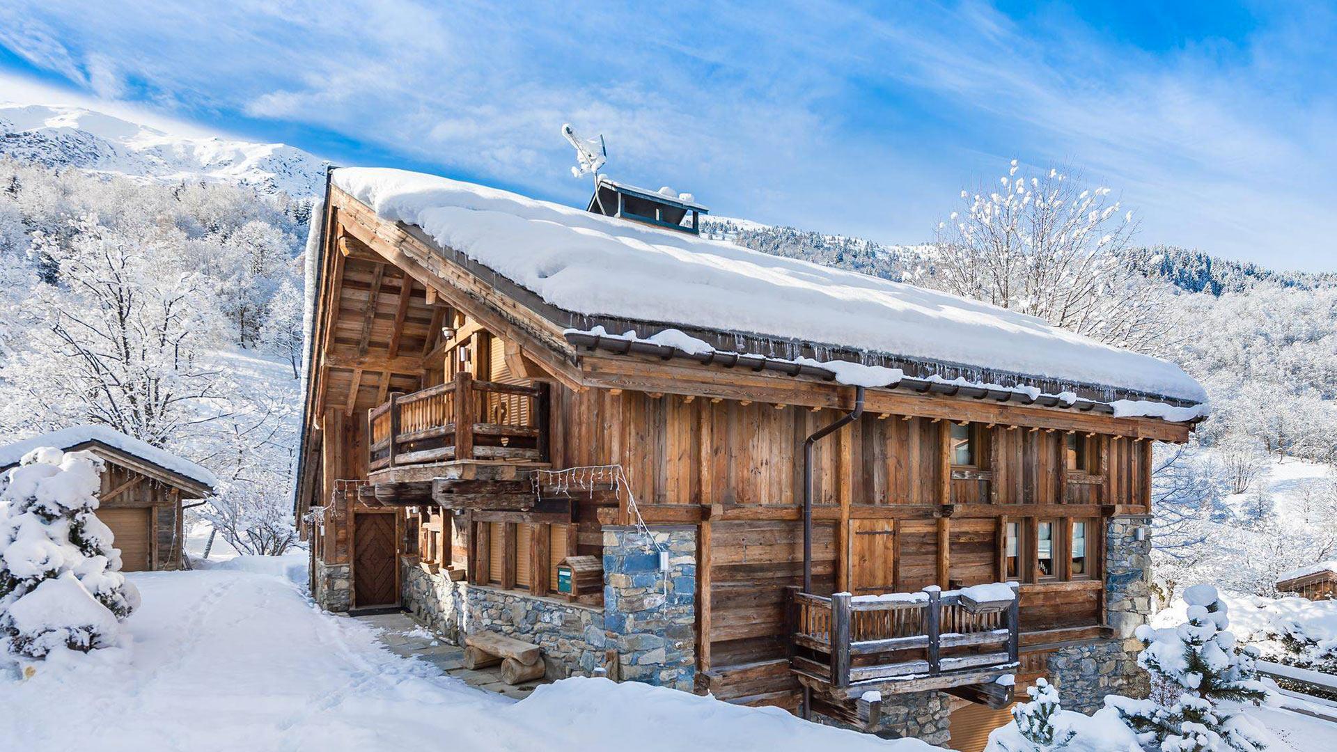 Villa Chalet Tikala, Location à Alpes du Nord