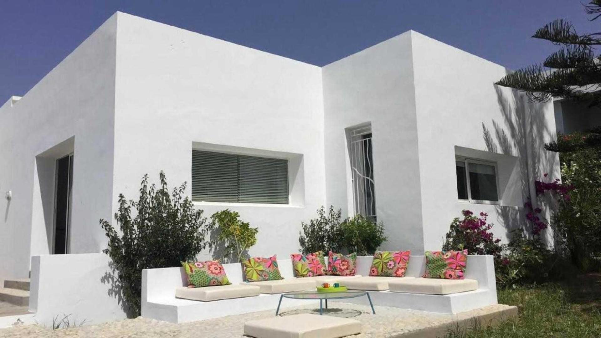 Villa Dar Duccali, Rental in Oualidia