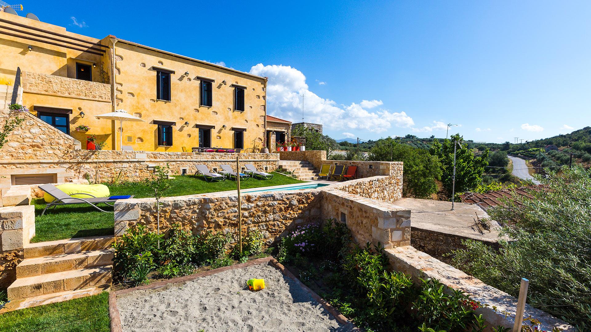 Villa Villa Erondas II, Location à Crete