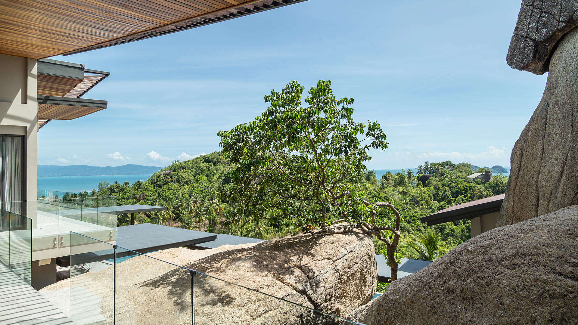 Villa Villa Black Rock, Location à Koh Phangan