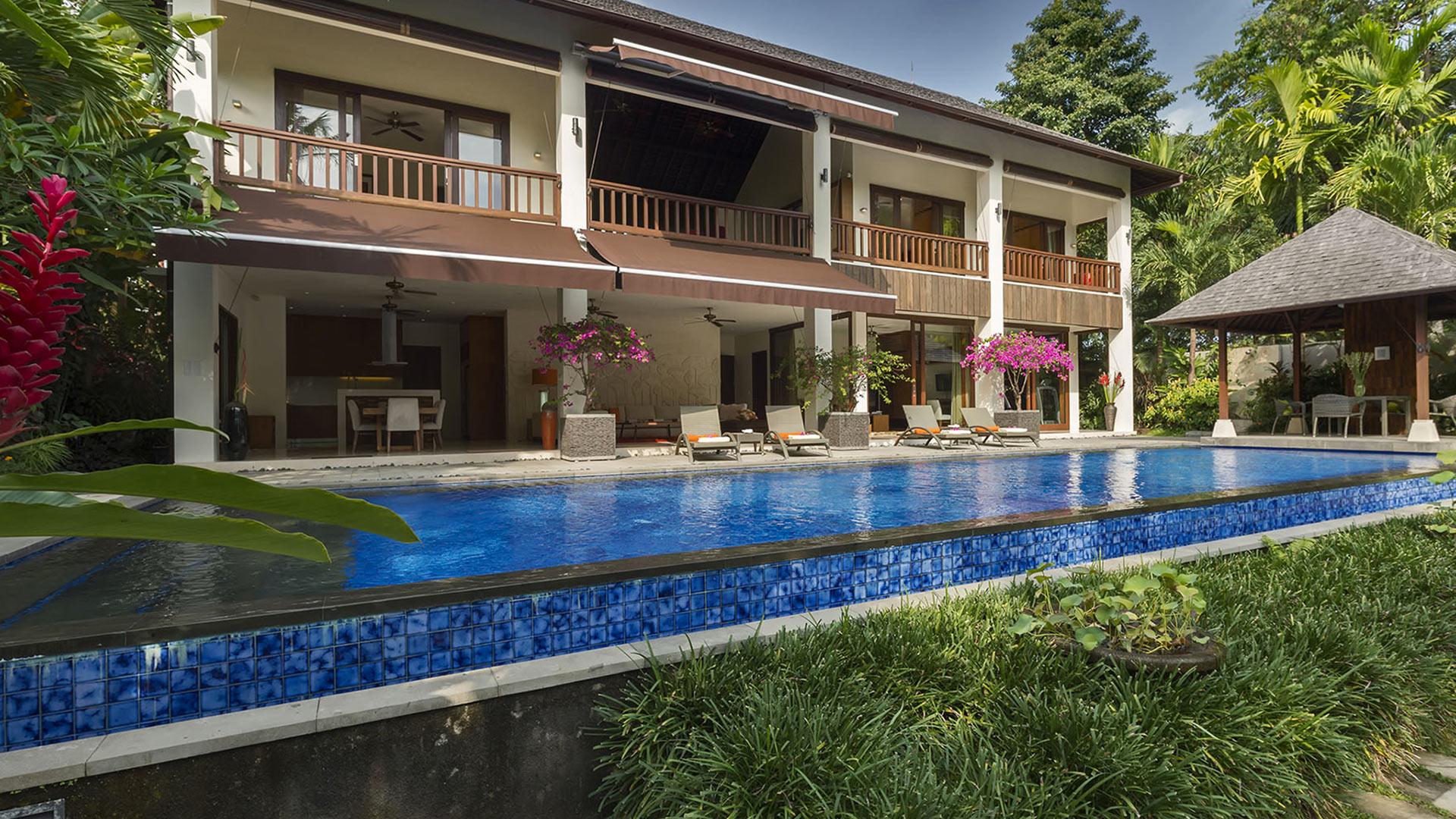 Villa Villa Shinta Dewi Ubud, Location à Bali