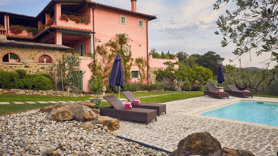 Villa Villa Pogiarezza, Location à Toscane