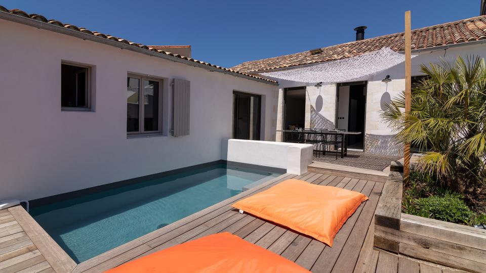 Villa Villa Ginger, Rental in Île de Ré